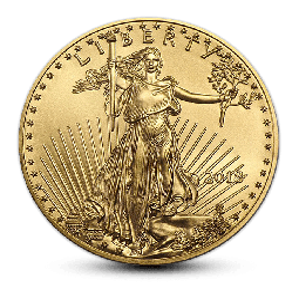 2018 $10 Gold American Eagle BU