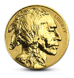 2013 $50 Gold American Buffalo Reverse Proof - BU